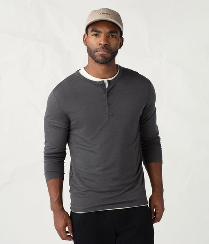 Olivers - Convoy Long Sleeve Henley