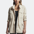 James Perse | Oversized Field Jacket