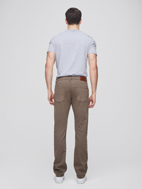 DL1961 | Russell Slim Straight Knit Jean | Blanchard