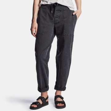 James Perse | Cotton Slub Cargo Pant