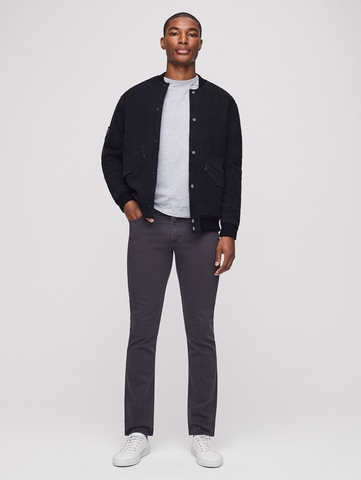 DL1961 | Russell Slim Straight Knit Jean | Dewey