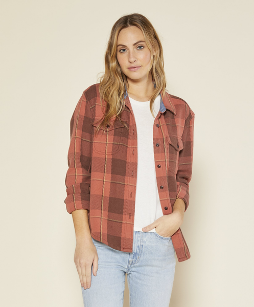 Outerknown | Women's Blanket Shirt