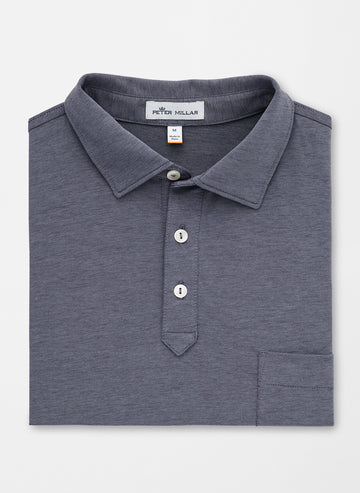 Peter Millar | Clutch Cotton Blend Pique Knit Polo