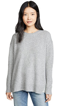 James Perse | Oversized Crew Neck Cashmere Sweater