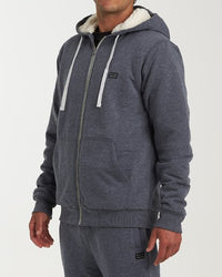 Billabong | All Day Sherpa Zip Hoodie