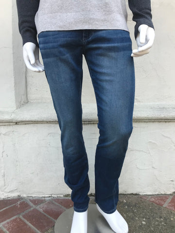 DL1961 | Russell Slim Straight Knit Jean | Reclusive