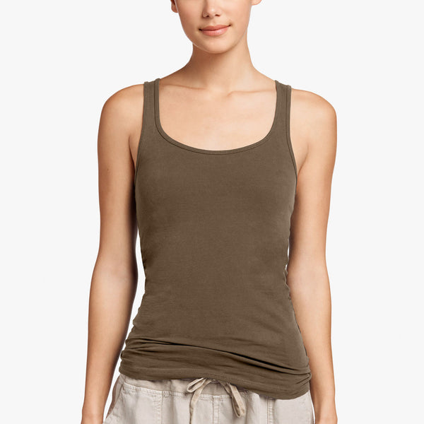 James Perse | Women's Long Jersey Tank