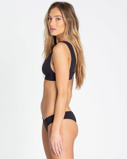 Billabong - Sol Searcher Hawaii Lo Bikini Bottom - Black Pebble