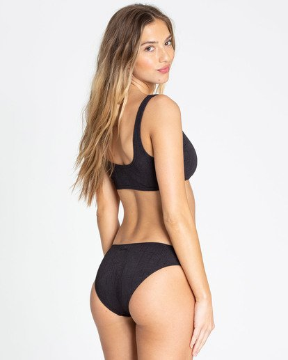 Billabong | Sweet Sands Lowrider Bikini Bottom - Black Pebble