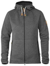 Fjallraven - Woman's Ovik Fleece Hoodie