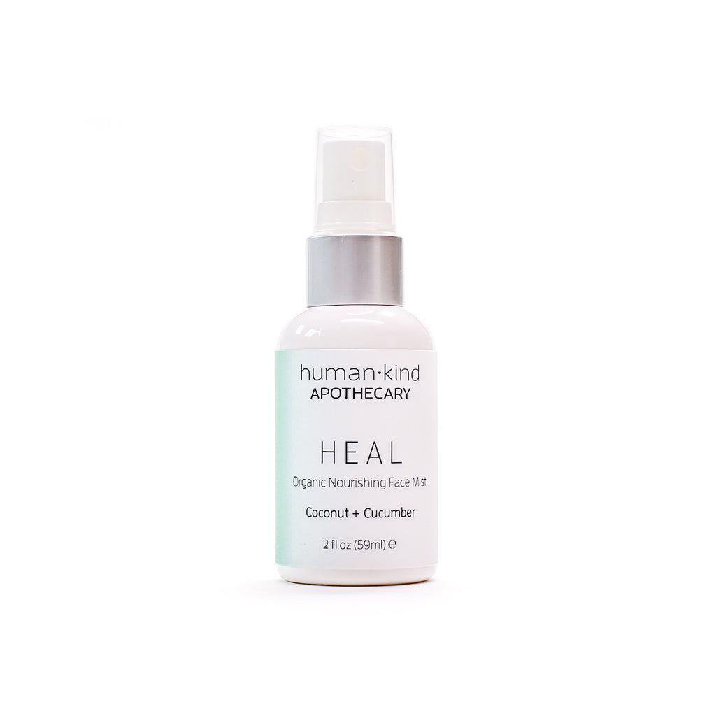 HEAL: Organic Nourishing Face Mist