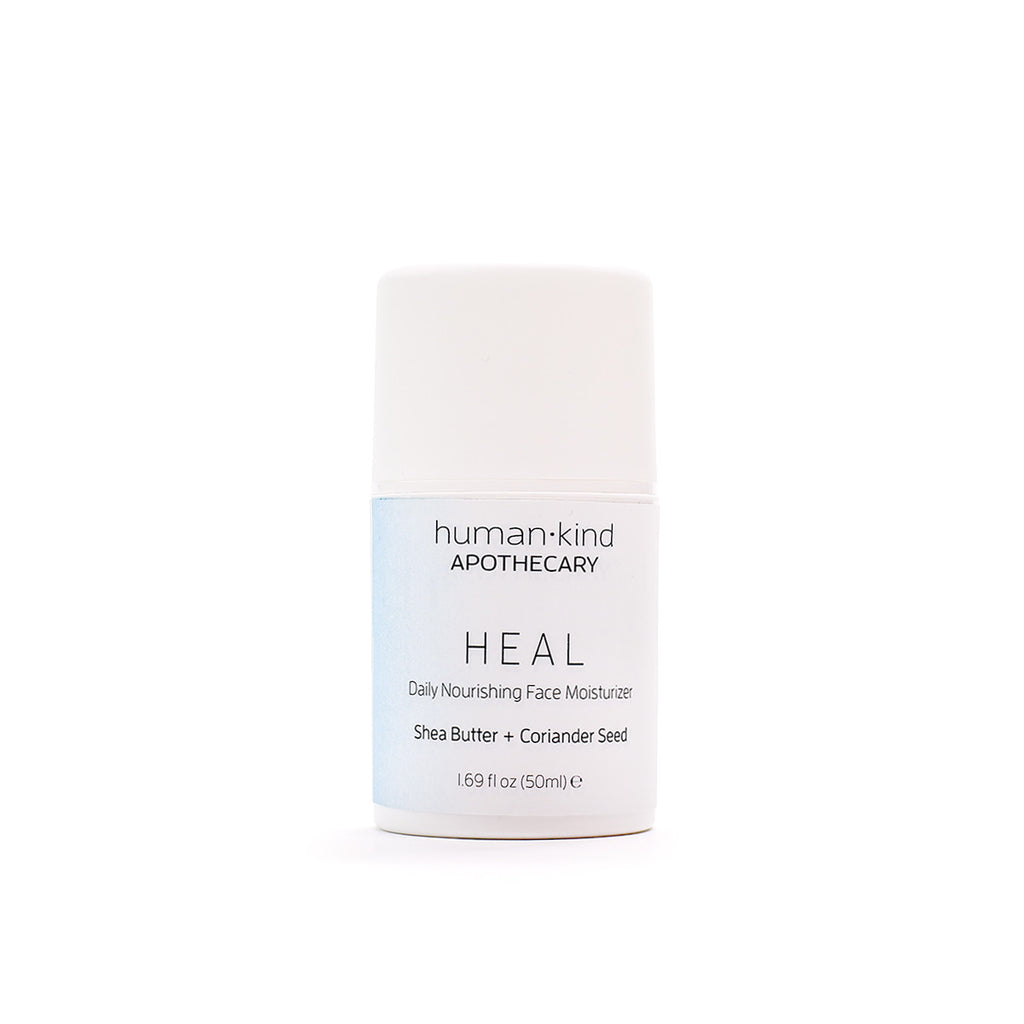 HEAL: Daily Nourishing Face Moisturizer
