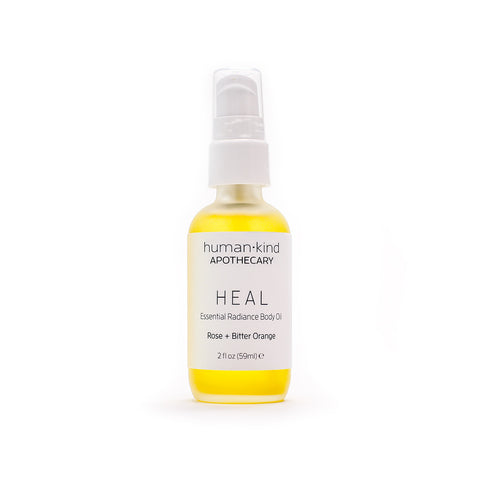HEAL: Essential Radiance Body Oil