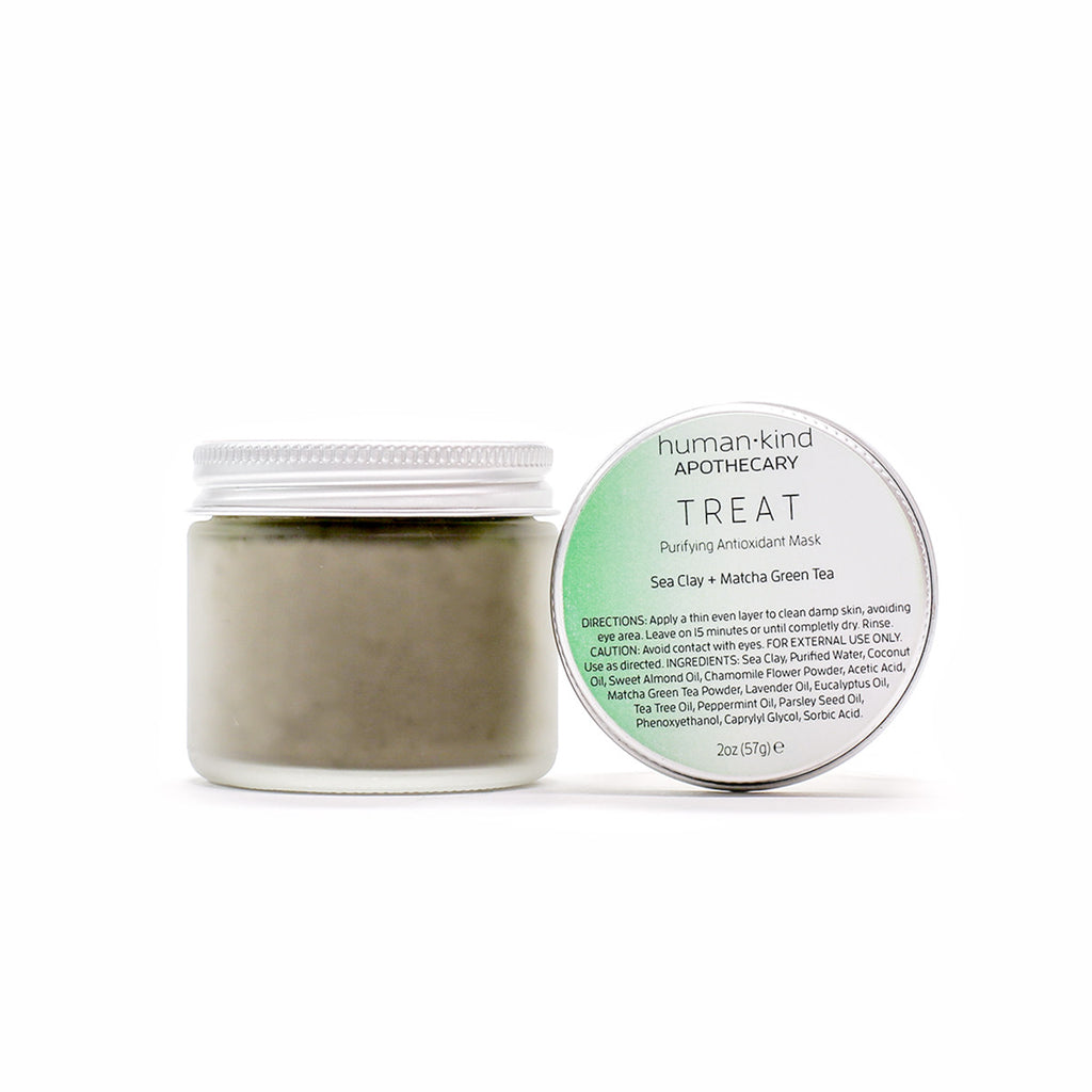 TREAT: Green Tea Purifying Mask