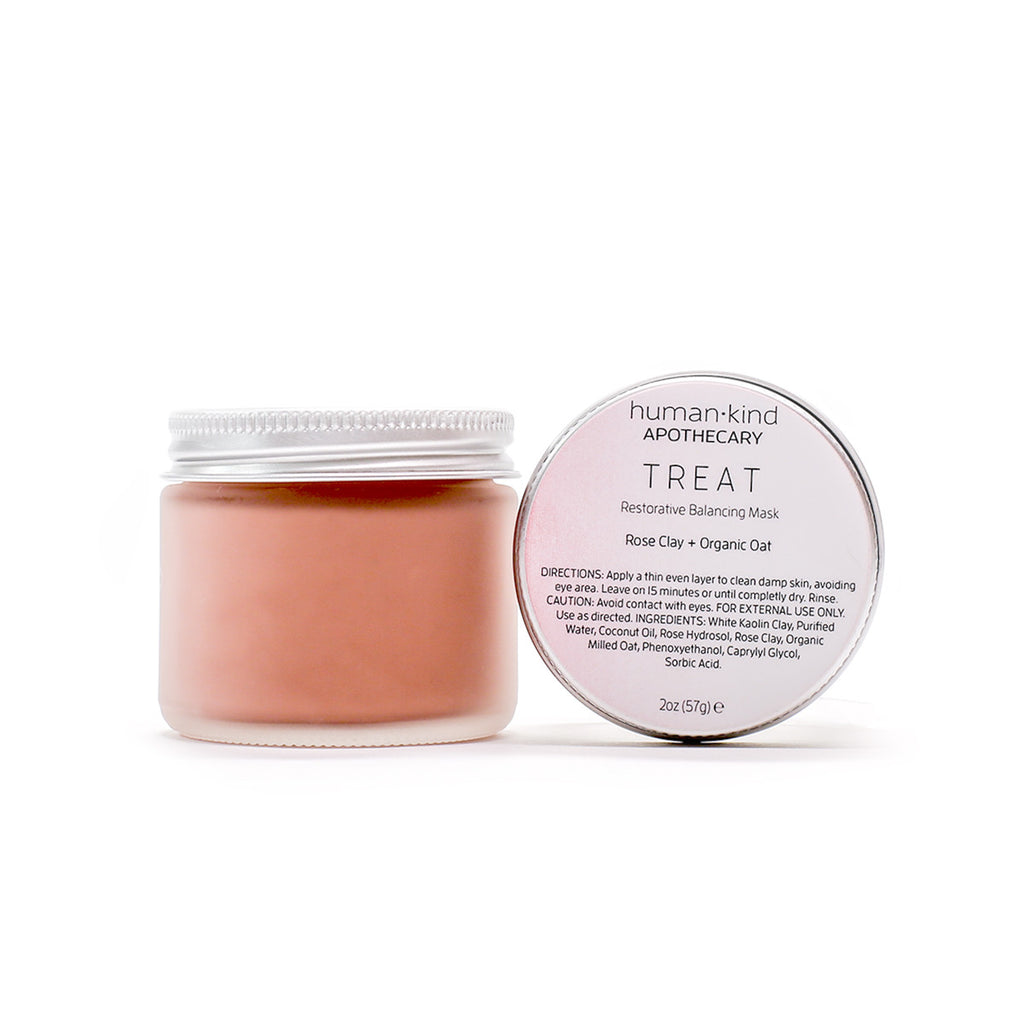 TREAT: Restorative Balancing Mask