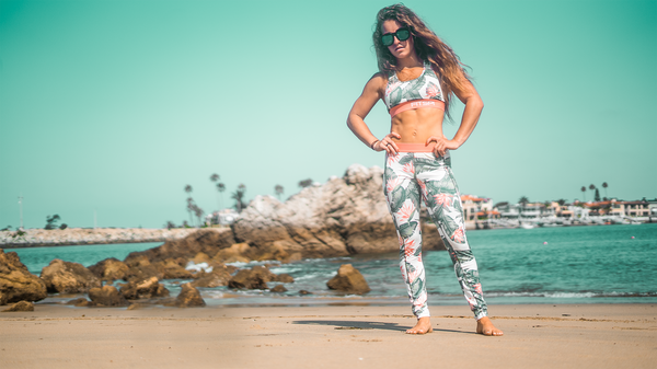 Fearless Leggings - FLO Series