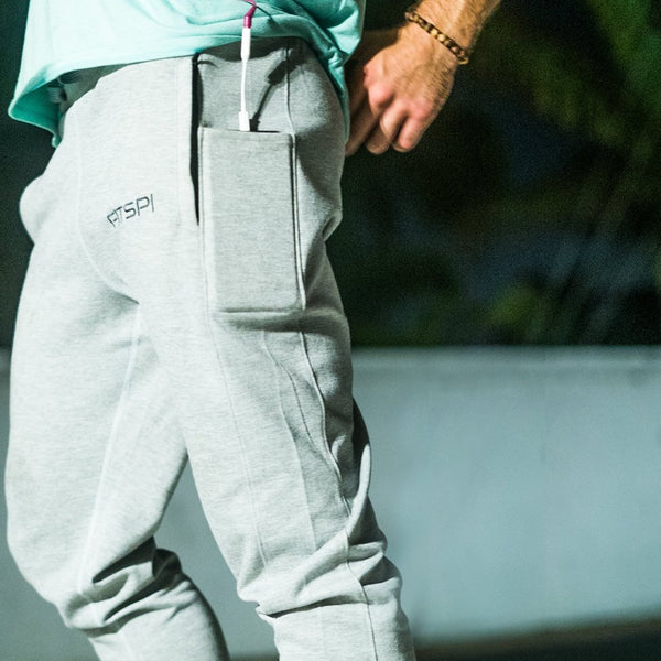 Inspire Joggers - Light Gray