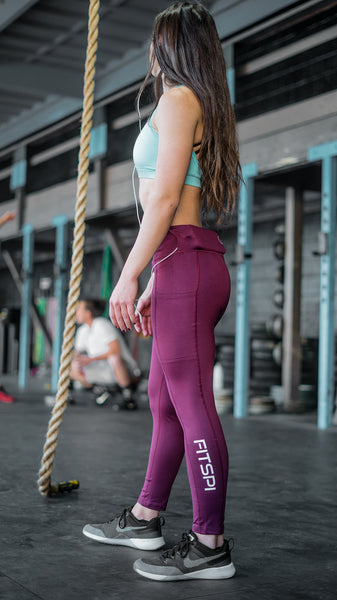 DEFY Leggings- (Four Colors)