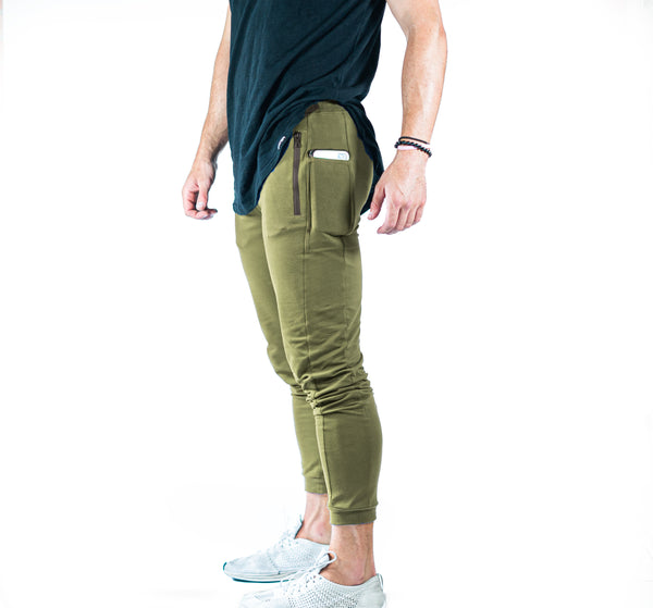 Inspire Joggers Olive
