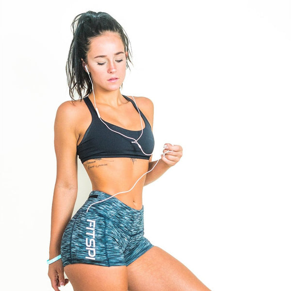 Swift Shorts - Heather