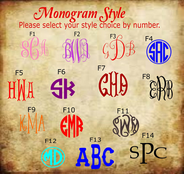 Vinyl Decal, Solid Color Decal, Decals for yeti cups, Car Decal, Phone Decal, Yeti Decal Sticker, Water Bottle Decal Sticker, Monogram Decal