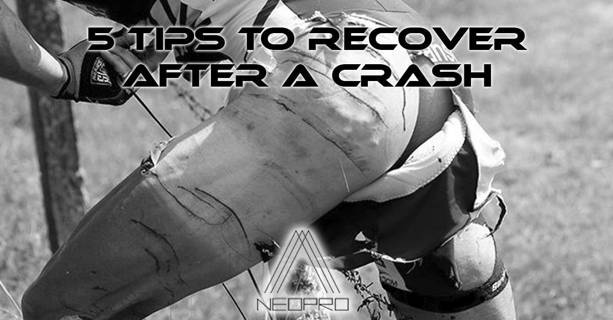 5 Tips to Recover After a Crash