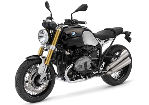 BMW nineT Throttle Lock