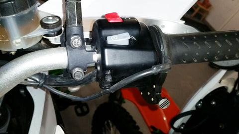 KTM Adv 1190/1290 Throttle Lock