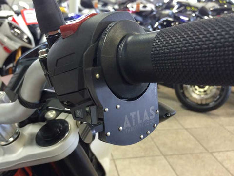 KTM 390 Duke Motorcycle Throttle Lock