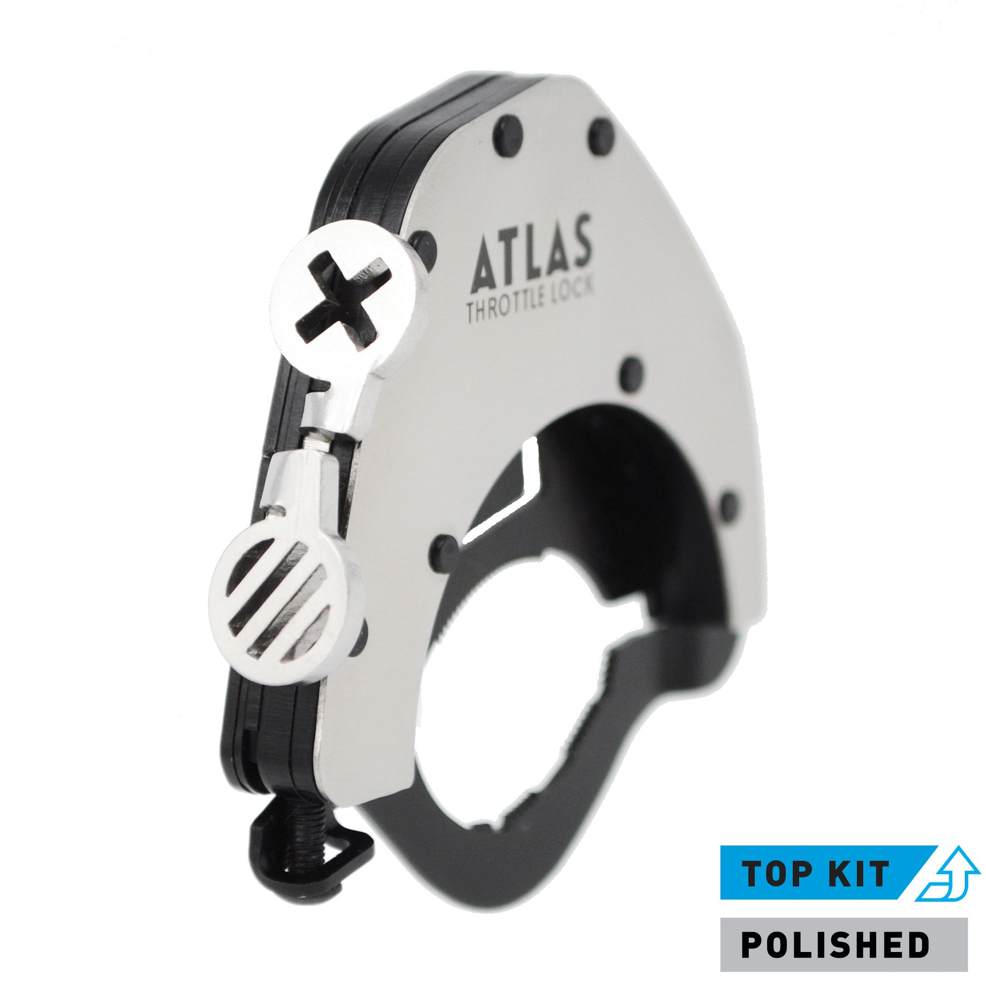 Energica Motorcycles - ATLAS Throttle Lock