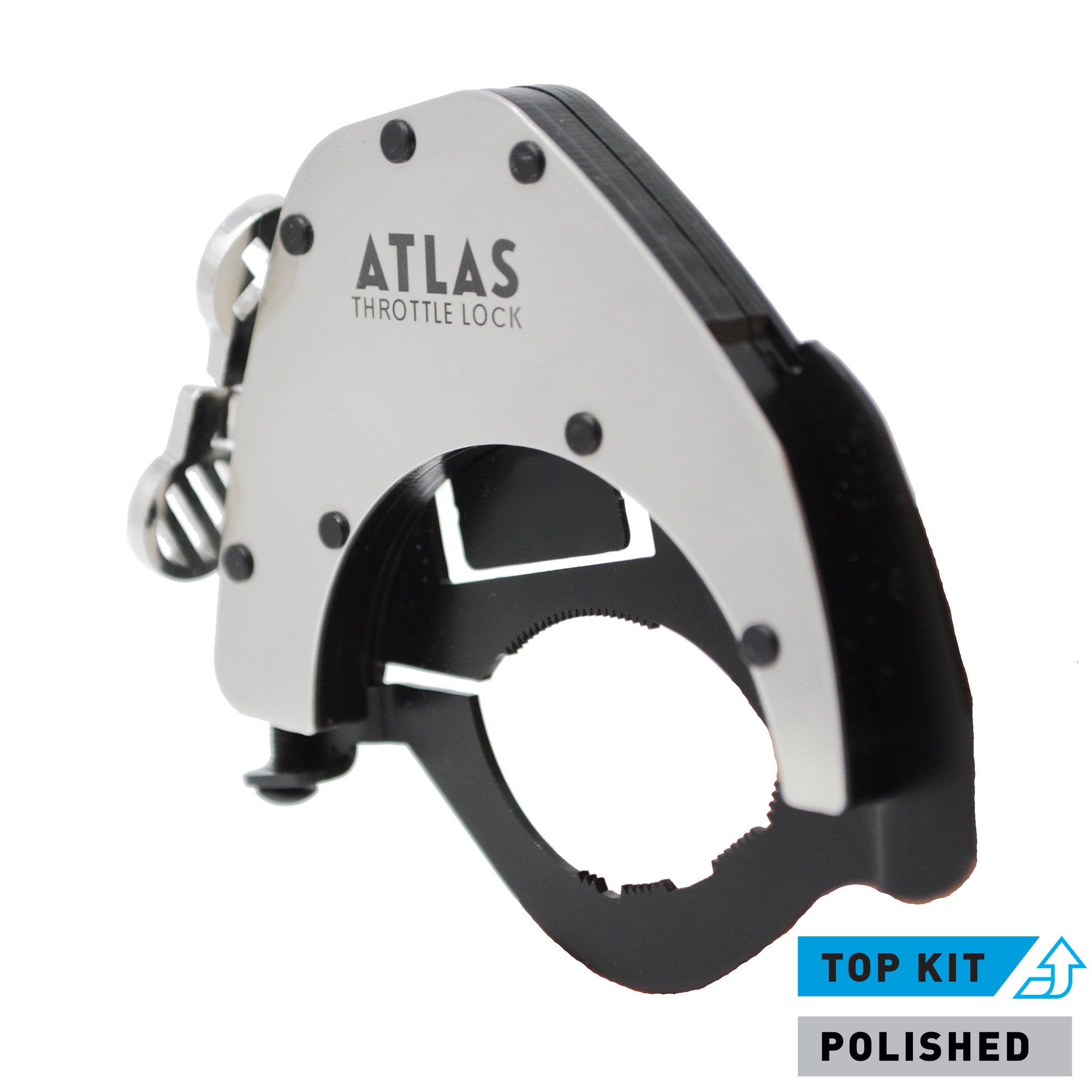 Piaggio Motorcycles - ATLAS Throttle Lock