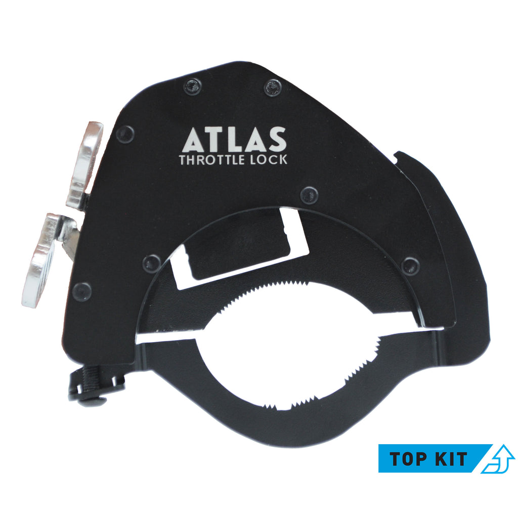 ATLAS Throttle Lock - Black Top Kit
