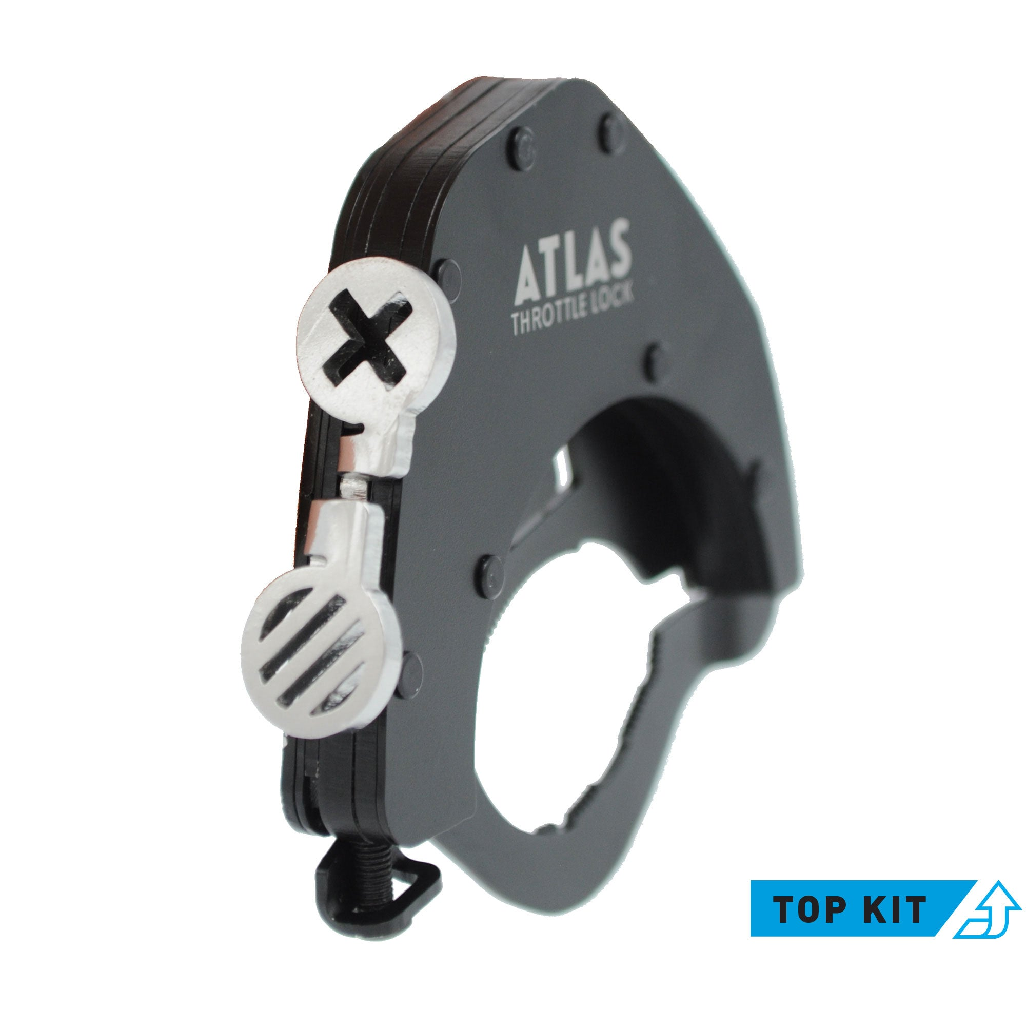 Quadro Motorcycles - ATLAS Throttle Lock