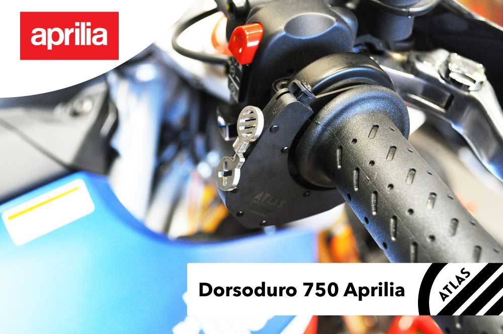 Aprilia Motorcycles - ATLAS Throttle Lock