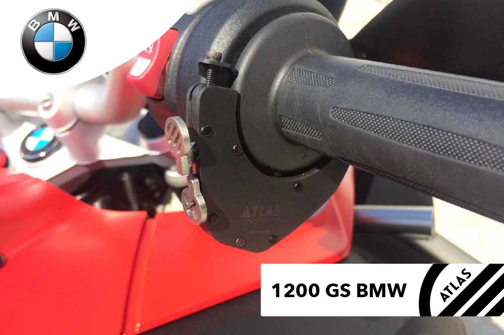 BMW Motorcycles - ATLAS Throttle Lock