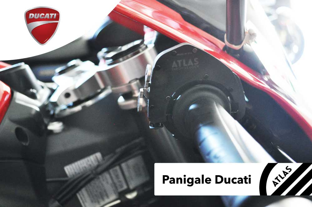Ducati Motorcycles - ATLAS Throttle Lock
