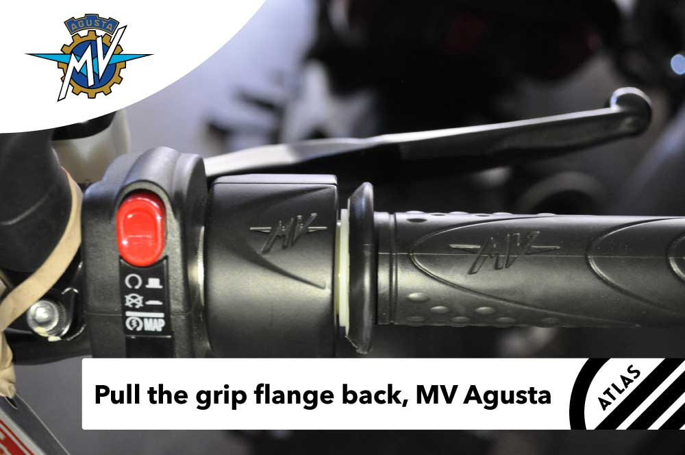 MV Agusta Motorcycles - ATLAS Throttle Lock