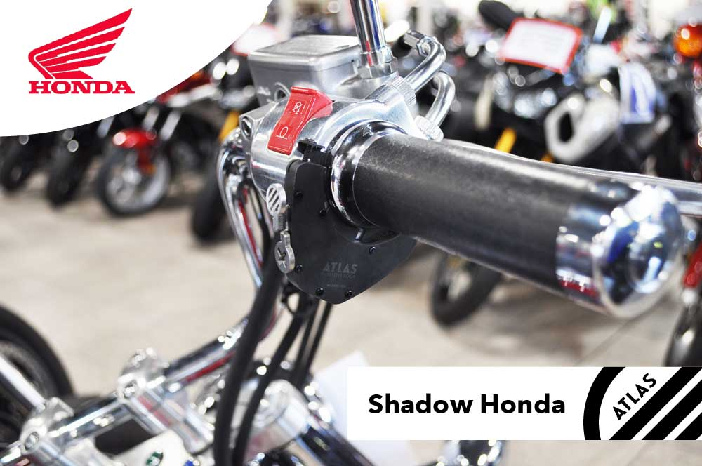 Honda Motorcycles - ATLAS Throttle Lock