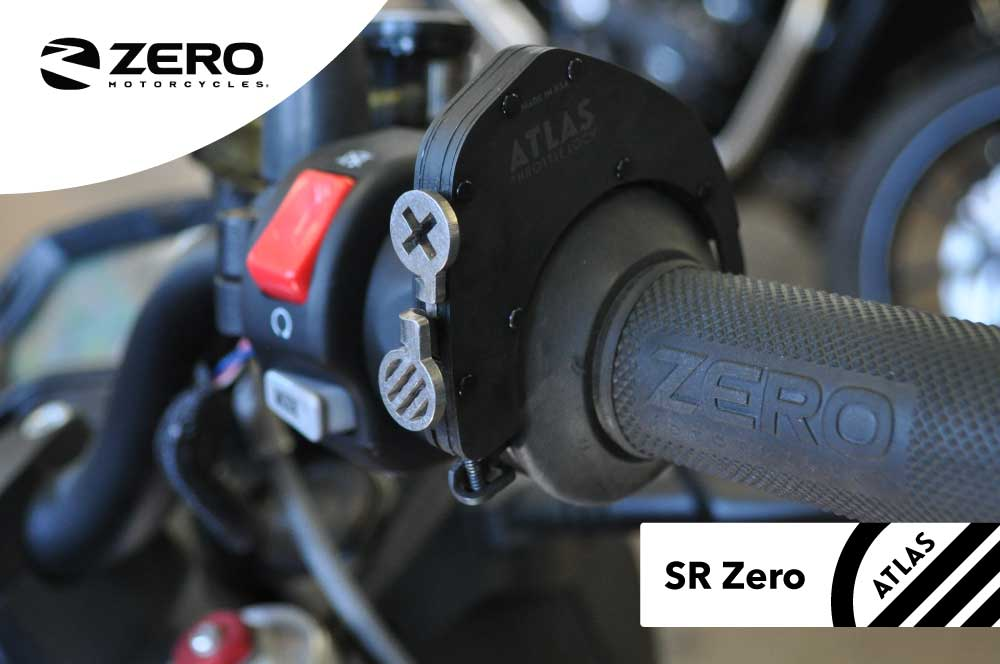 Zero Motorcycles - ATLAS Throttle Lock