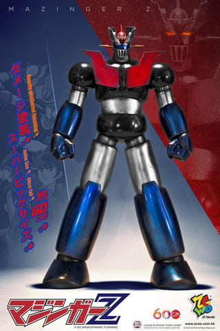"ZC World 24"" Mazinger Z Action Figure #ZC-208"