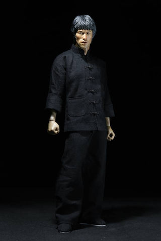 AC PLAY 1/6 Dragon Kung Fu Suit Clothing Accessory Set #AP-1009