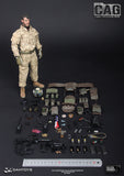 DAM Toys 1/6 ELITE SERIES 1st SFOD-D Combat Applications Group Boxed Set #DAM-78009