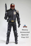 "ART FIGURES 1/6 Action Figure ""Heavy Armoured Special Cop 2.0"" Boxed Set #AF-022"