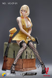 "VERY COOL 1/6 Series of Tencent Game ""CrossFire - Lurker of Fox Legend"" Boxed Set #VC-CF01"