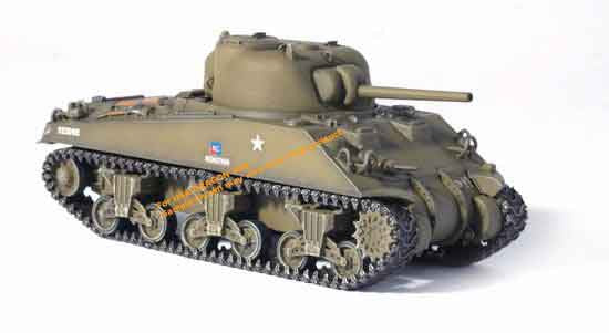 Dragon Models 1/ 72nd Scale Armor  M4A4 Sherman, 1st Motorized Artillery Regiment, Polish 1st Armoured Division, Falaise Gap 1944  #60278