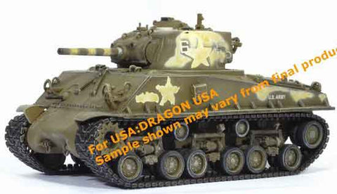 Dragon Models 1/ 72nd Scale Armor M4A3 105mm HVSS, 713th Tank Battalion, Okinawa 1945 #60315