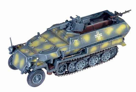 "Dragon Models 1/ 72nd Scale Armor  Sd.Kfz.251/10 Ausf.C, ""LAH"", Kursk 1943 #60337"