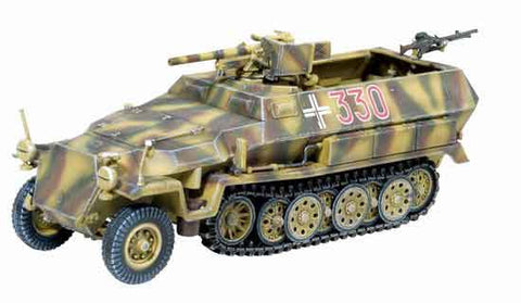 Dragon Models 1/ 72nd Scale Armor  Sd.Kfz.251/10 Ausf.C, w/3.7cm Pak, Unidentified Unit 1943 #60338