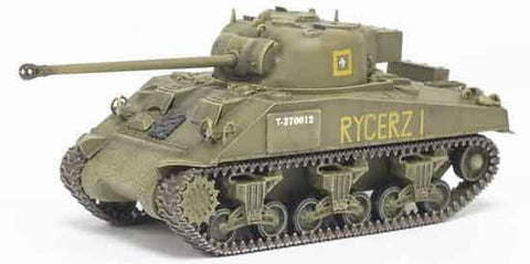 "Dragon Models 1/ 72nd Scale Armor  Sherman Ic Firefly 2nd Squadron, 1st Krechowiecki Lancers, 2nd Armored Brigade, 2nd ""Warsaw"" Armored Division, Italy 1945  #60367"