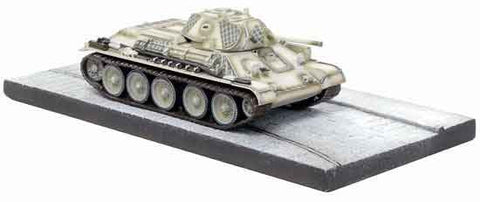 Dragon Models 1/ 72nd Scale Armor  T-34/76 Mod. 1941 w/Diorama Base  #60380